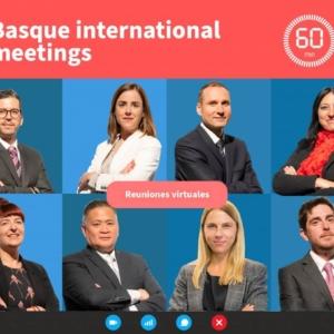 reuniones virtuales BTI Basque Trade