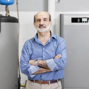 Daniel Castander, director gerente de Domusa Teknik