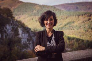 Naiara Goia, directora del Laboratorio de Innovación de Arantzazu
