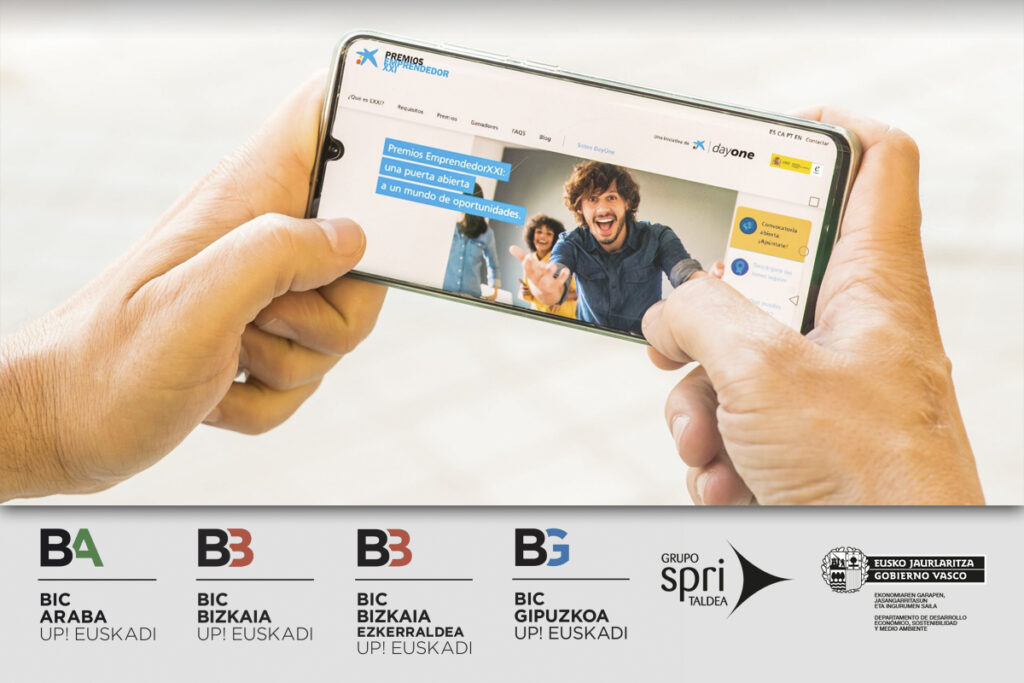 Premios Emprendedor XXI Euskadi Spri BICs