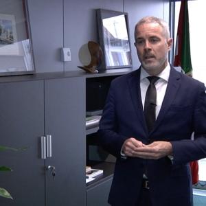 Aitor Urzelai, director del Grupo SPRI