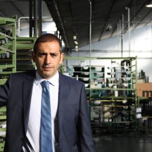 Santiago Rodríguez, director gerente de DOM-MCM