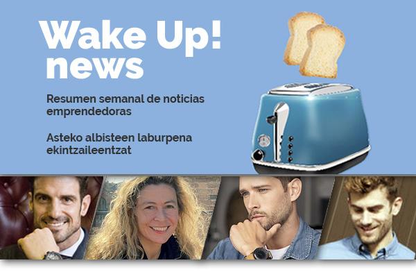 Wake Up! Up Euskadi