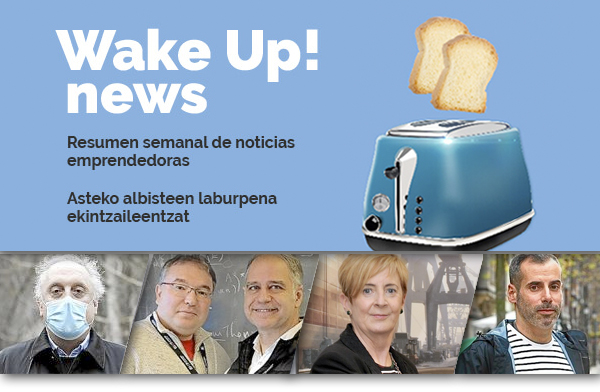 wake up euskadi