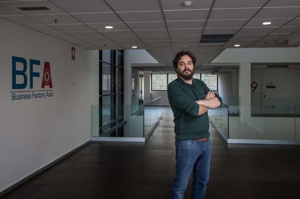 David Rodríguez, CEO de LiberIoT