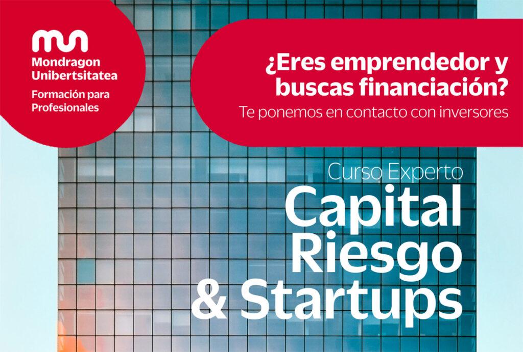 MU Curso Capital Riesgo & Startups