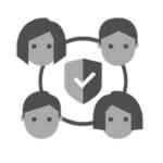 Zibersegurtasunari buruz kontzientziatzeko ekimenak ikonoa