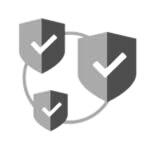 Icono sistemas de protección ante ciberataques para entornos IT/OT