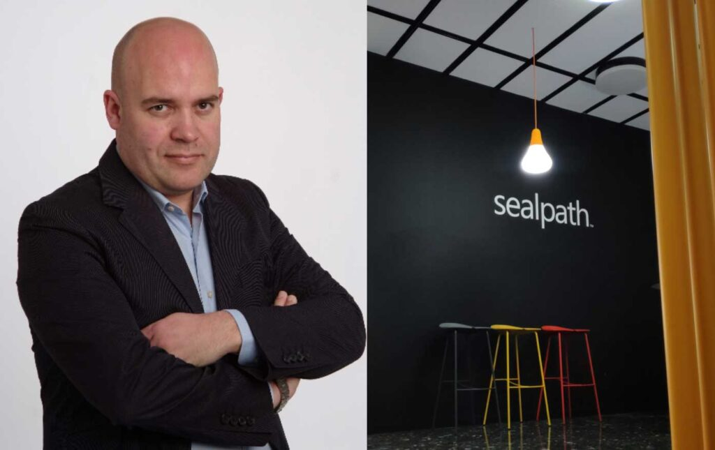 Luis Ángel del Valle, CEO de SealPath