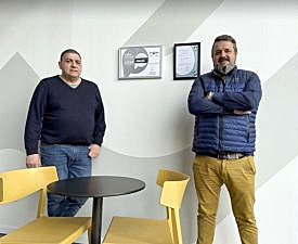 Alberto Buendía, Jesús Fernández, ALEAK