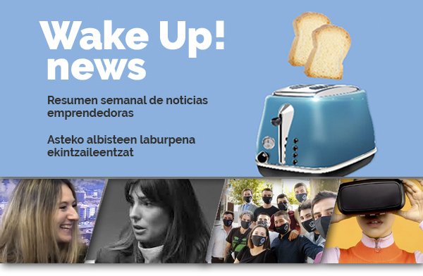 UpEuskadi Wake Up