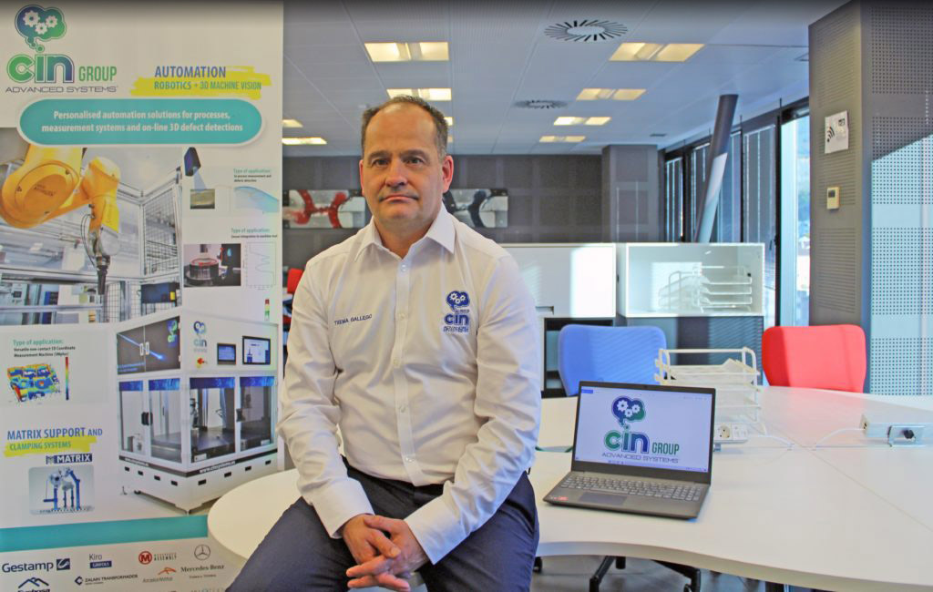 Txema Gallego CIM GROUP
