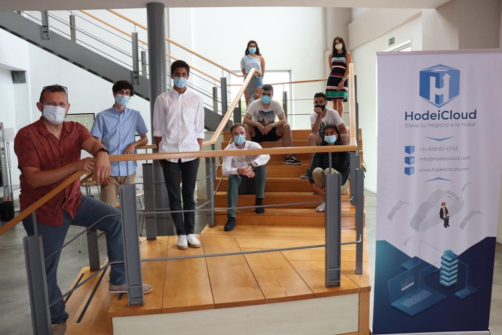 El equipo de Hodeicloud