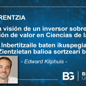 BIC GIPUZKOA Edward Kliphuis