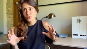 Elena Sardiña, CEO de Elequele