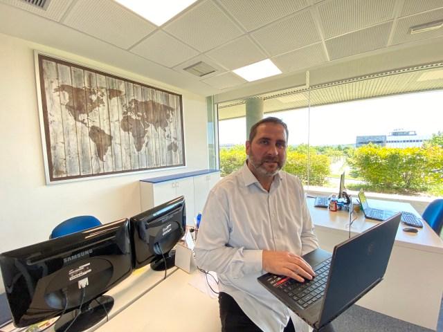 Lorenzo Díaz de Apodaca, socio y director de Osane Consultin