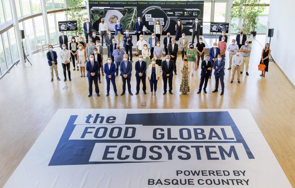 The food gglobal ecosystem