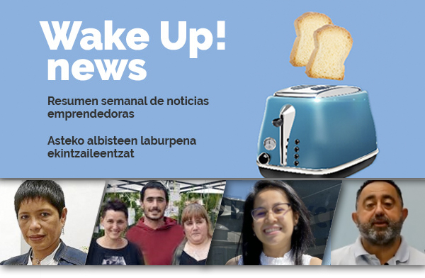 Wake up news up Euskadi