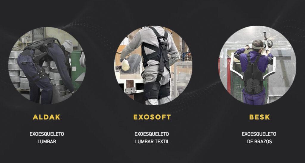 CHS Exoesqueletos