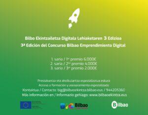 Bilbao Emprendimiento Digital Concurso
