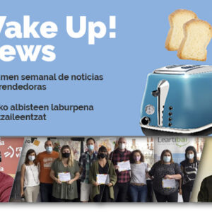 Wake Up Euskadi Emprendimiento Startups