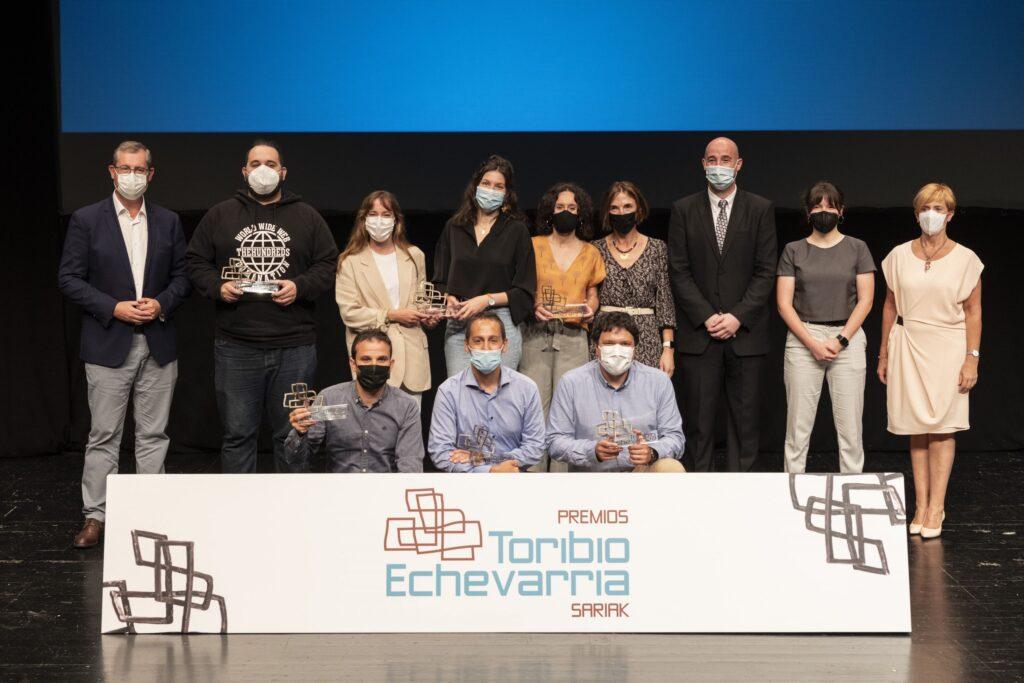 Toribio Echevarria Premios 2021