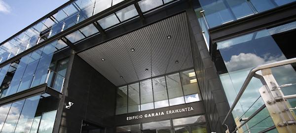 Edificio Polo de Innovación Garaia