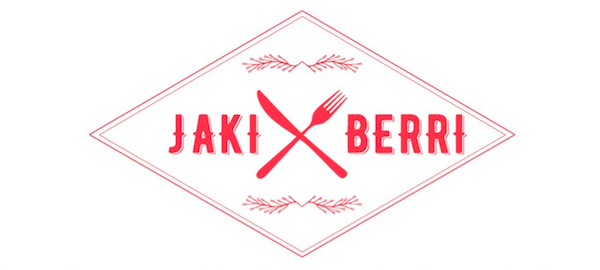 logotipo de jakiberri