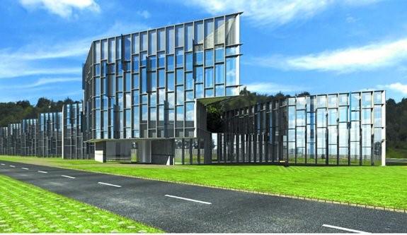 Nueva planta de Zardoya Otis en San Sebastián.