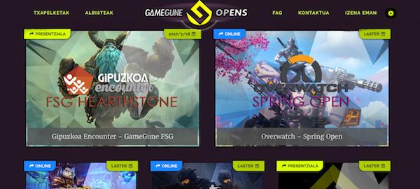 Portal Gamegune Opens.