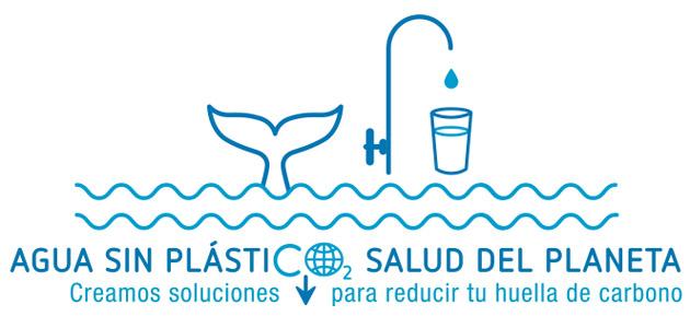 Alberto Santolaria Agua sin plásticos