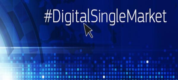 Imagen del portal Digital Single Market