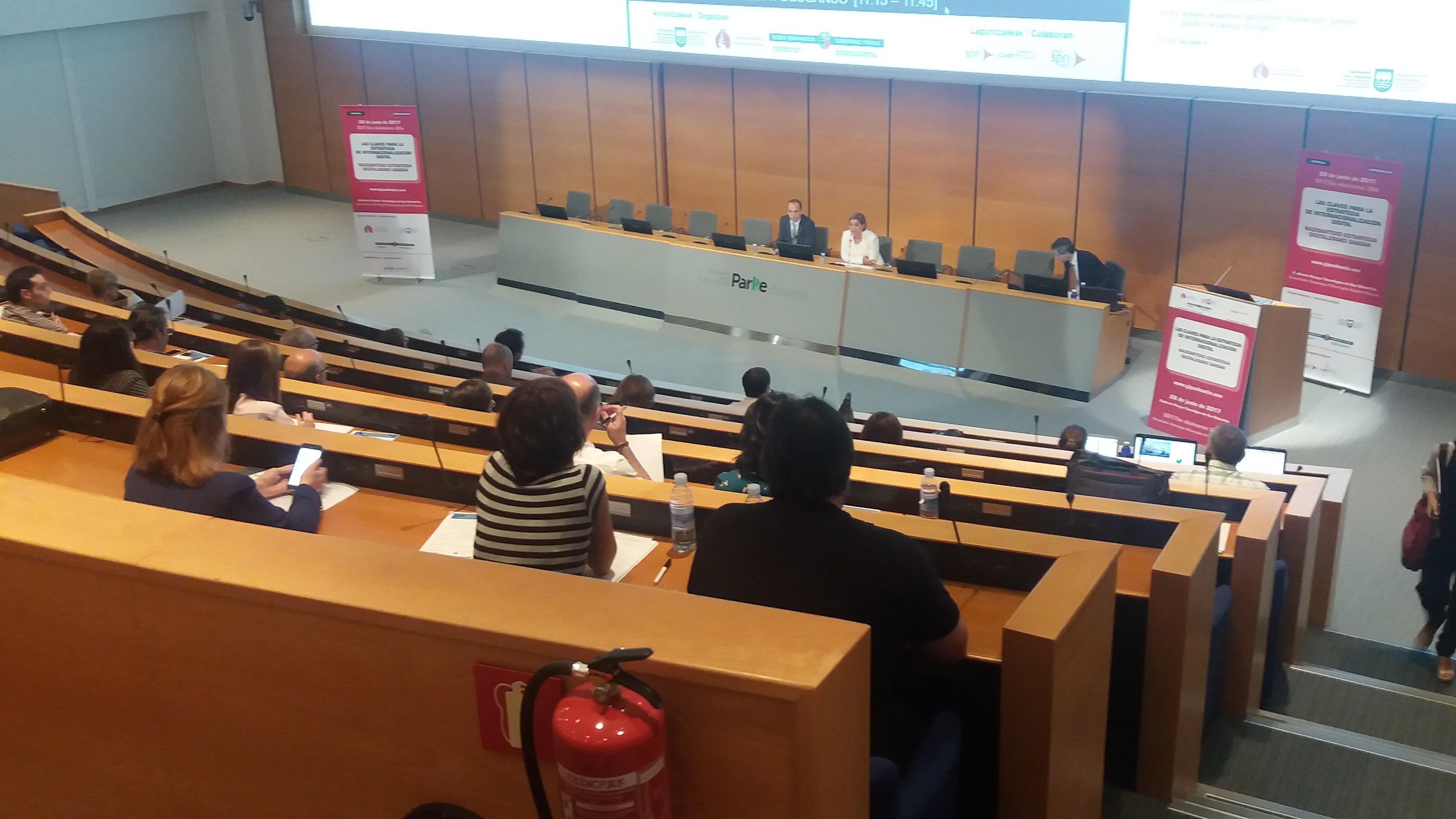 foto jornada internacionalización digital