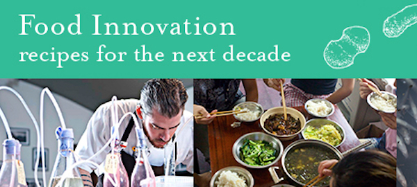 Food Innovation, de Institute for the Future.