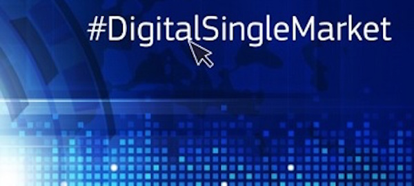logo Digital Single Market