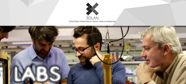 Portal de la plataforma 3DLAN