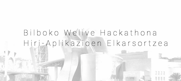 Portal del proyecto europeo WeLive Bilbao