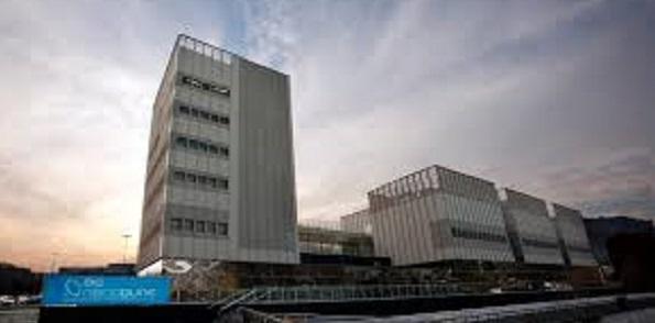 Edificio del CIC nanoGUNE