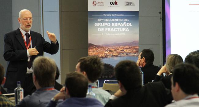 CEIT-IK4-33er Encuentro del Grupo Español de Fractura