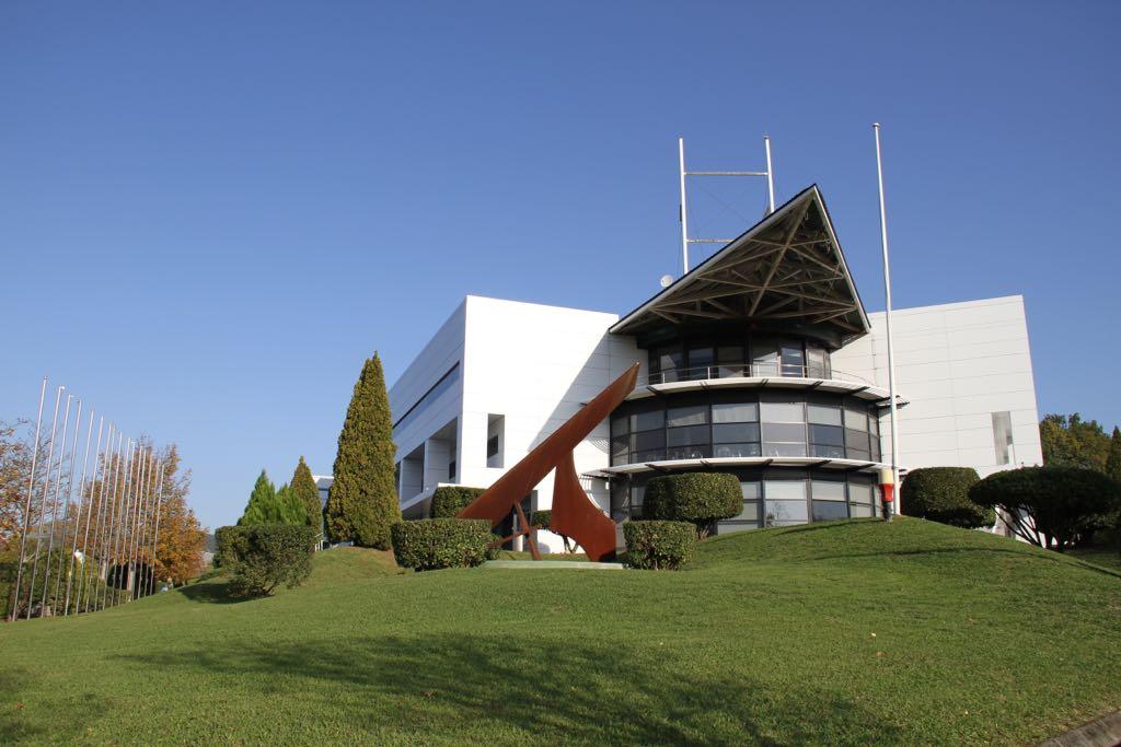 Sede del Parque Tecnológico y Científico de Bizkaia.
