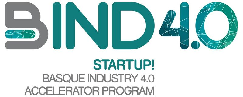 Logo de la iniciativa Bind 4.0
