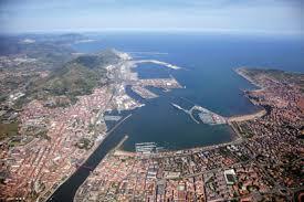 Imagen del Puerto de Bilbao.