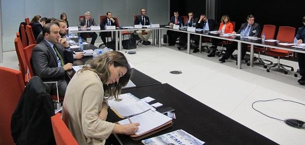 Jornada en la sede de SPRI sobre aeronáutica de México
