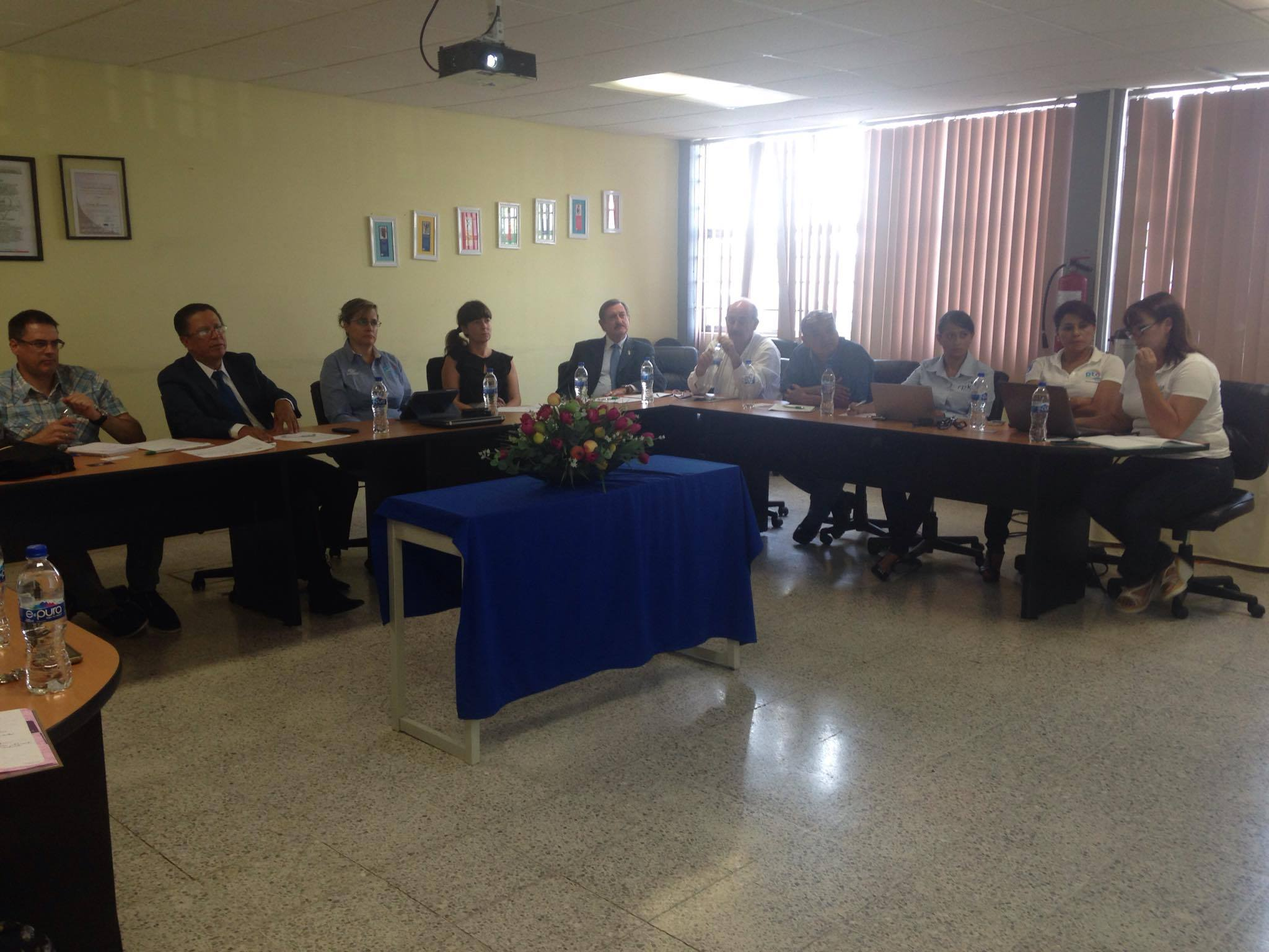 reunion con SPRI en mexico sobre FP