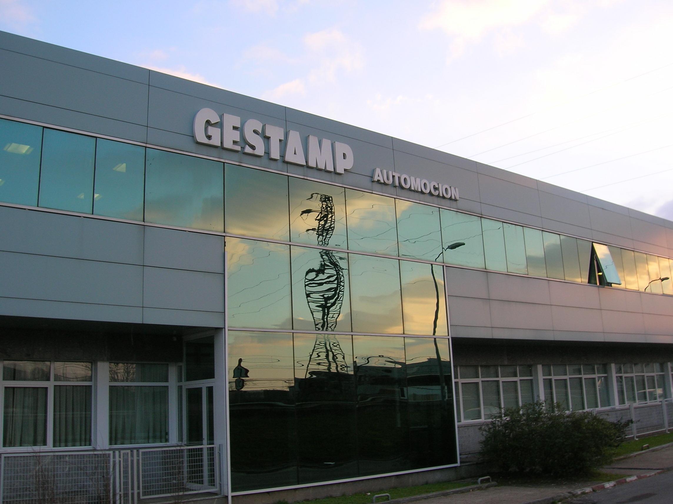 Instalaciones de Gestamp en Abadiño (Bizkaia).