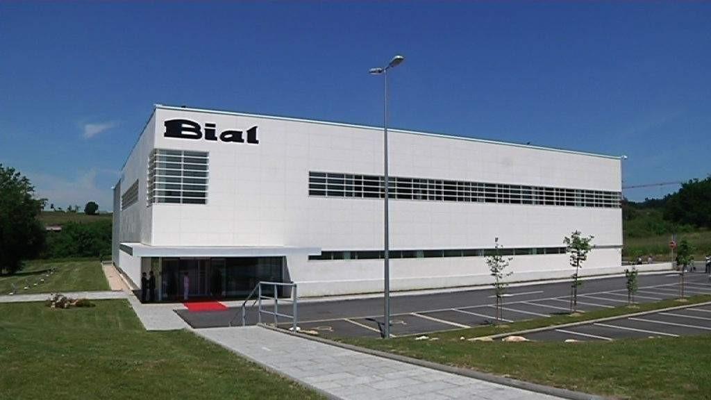 Instalaciones de Bial en el Parque Tecnológico y Científico de Bizkaia.