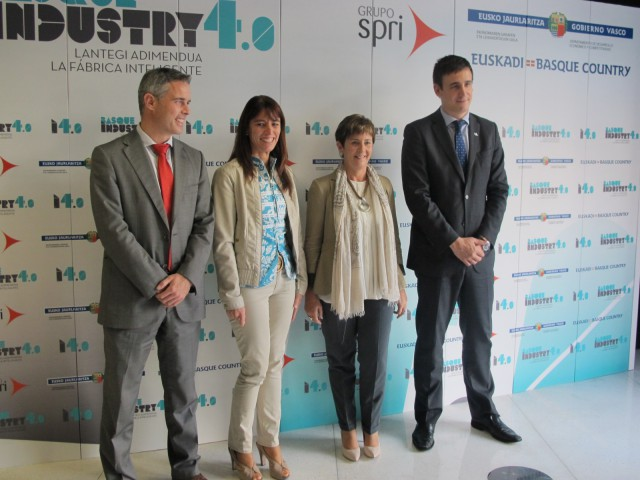 imagen spri-presentación Basqueindustry4.0.