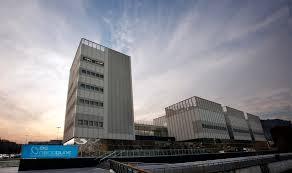 Edificio de CICnanogune.