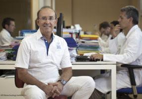 Eduardo Anitua, fundador y director científico de BTI.