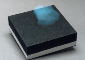 Los aerogeles son materiales sólidos nano-estructurados